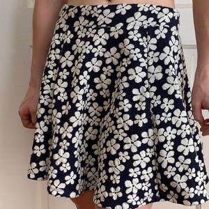 Blue Floral H&M Dress